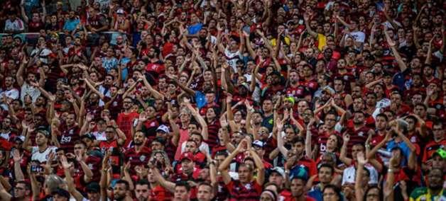 Nação faz a diferença: veja os números do Flamengo no Maracanã desde o retorno do público