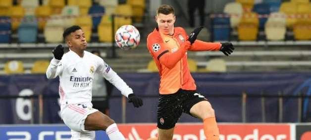 Shakhtar Donetsk x Real Madrid: onde assistir, horário e escalações do confronto da Champions League