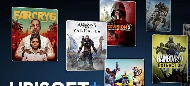 Ubisoft+ chega ao Brasil com mais de 100 jogos disponíveis