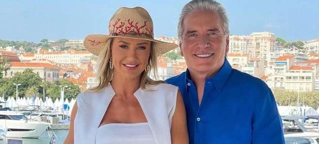 """Ana Paula Siebert nega traições de Justus: """"confio no meu marido"""""""