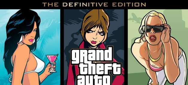 GTA The Trilogy chega em 11 de novembro para PC e consoles