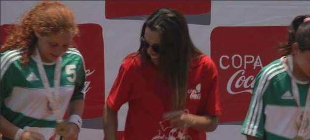 Copa Coca-Cola termina e mostra balanço da competição