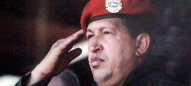 Exposição marca um mês da morte de Hugo Chávez