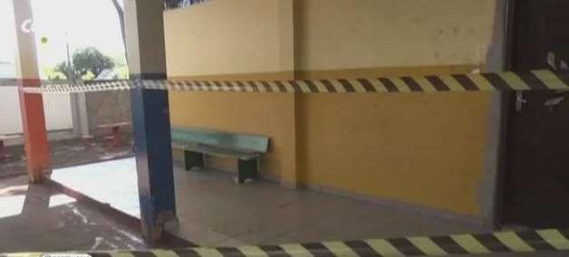 Escola é interditada com riscos de desabamento em Toledo