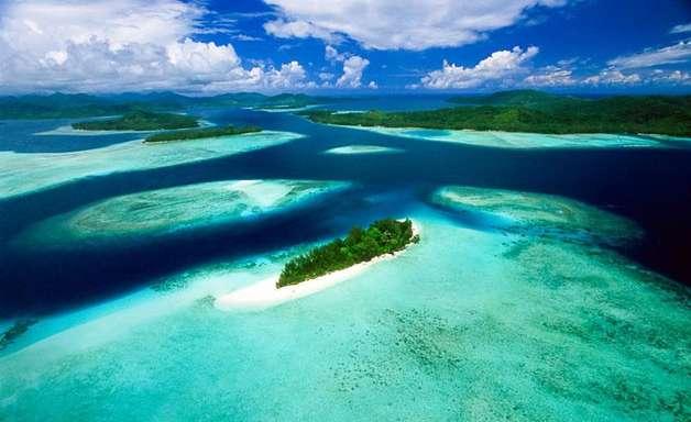 Veja 30 paraísos tropicais para conhecer antes de morrer