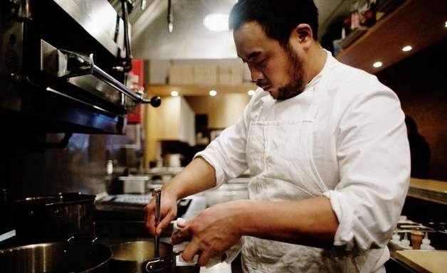 David Chang estuda fazer missô com fermentação de azeitonas