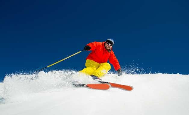 Estação de esqui fica a poucos quilômetros de Santiago