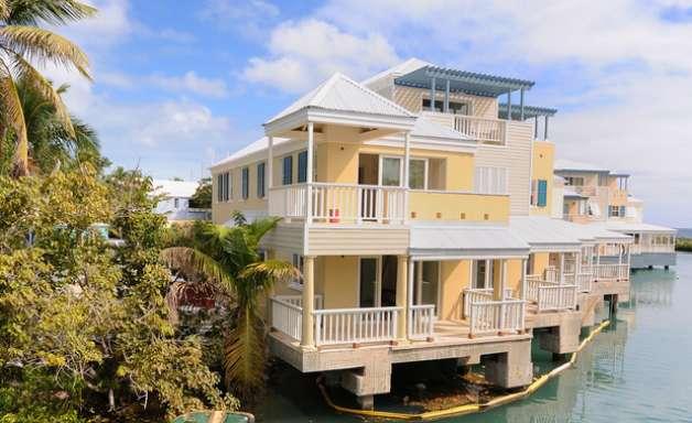 'Villas' de férias das Ilhas Virgens são refúgios paradisíacos