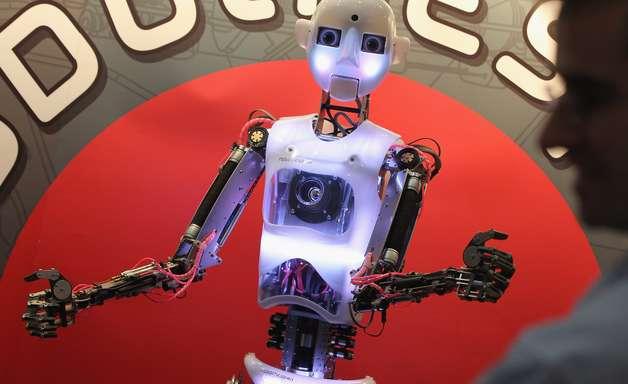 Você Sabia? Robôs já podem exercer funções humanas?