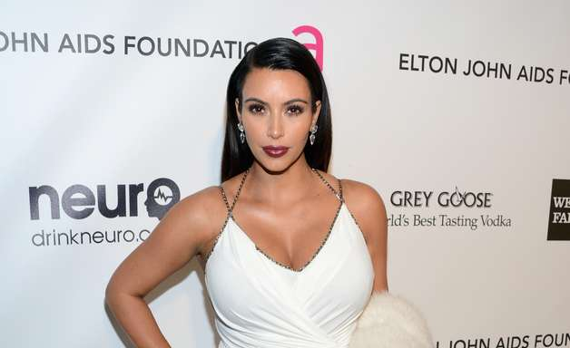 Kim Kardashian busca conselhos para emagrecer com Mel B