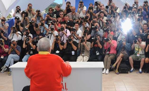 Veja fotos de Jerry Lewis no festival de cinema de Cannes