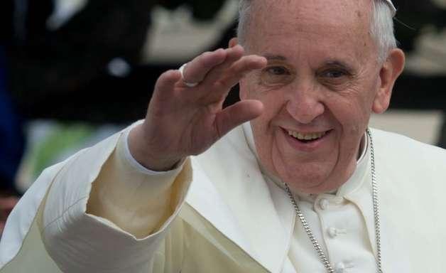 Papa diz que chegou em casa: 'minha alegria é maior que meu cansaço'