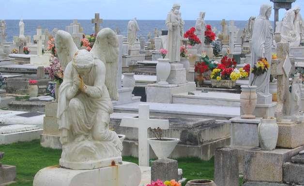Cemitério abriga personagens mais ilustres de San Juan
