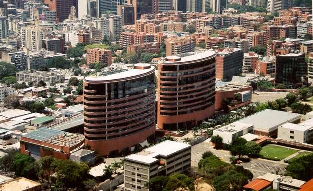La Catellana é o principal polo de negócios de Caracas