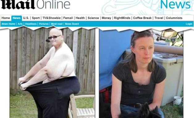 Homem perde 305 kg e namora mulher que o conheceu por documentário