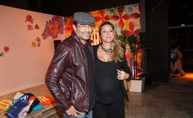 'Sasha não sentiu ciúmes', diz Luciano Szafir sobre filho com namorada