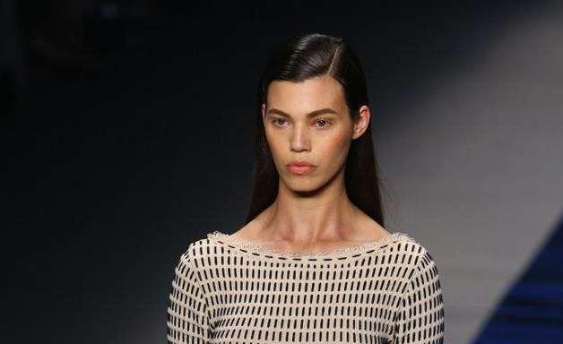 Coven transforma o tricô em pele de vaca, tweed e jeans