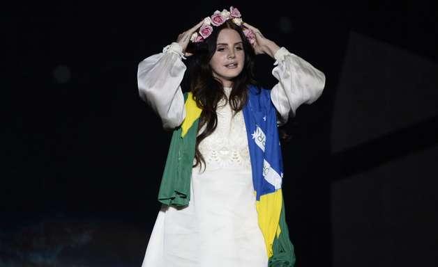 Twitter: com Lana Del Rey e Beck, #PlanetaTerra2013 é destaque