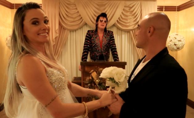Veja fotos do casamento de Juju Salimeni em Las Vegas