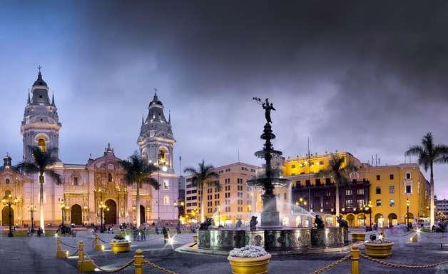 Berço de Lima é tesouro da arquitetura colonial espanhola