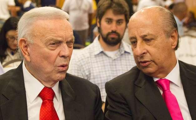 Jornal: reeleito, Del Nero deixará FPF em 2015 para suceder Marin na CBF