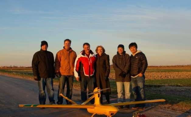 Drone brasileiro, Arara II, realiza voo nos EUA