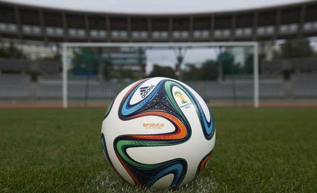 Bola da Copa vem da China e do Paquistão