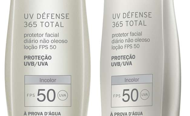 Com FPS 50, cosmético garante proteção facial contra o sol