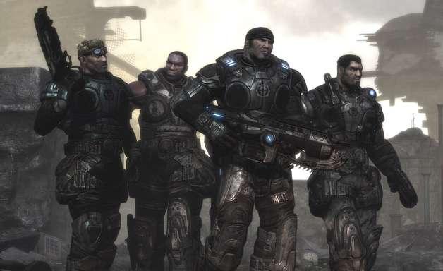 Microsoft compra direitos sobre 'Gears of War' de estúdio