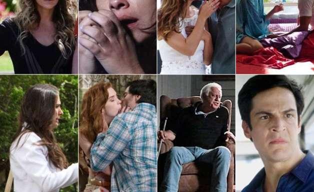 'Amor à Vida': fim da novela terá casamentos, morte e bebês