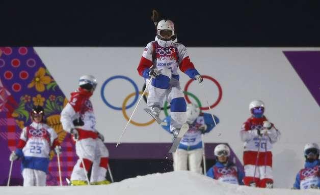 Acidentada em Sochi, esquiadora russa fica paralítica
