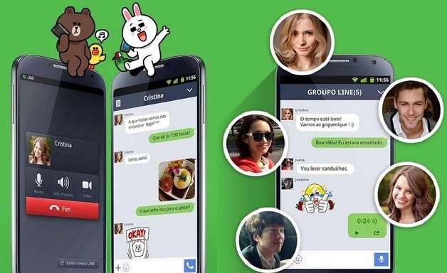 Aplicativo de mensagens Line ganha chat secreto
