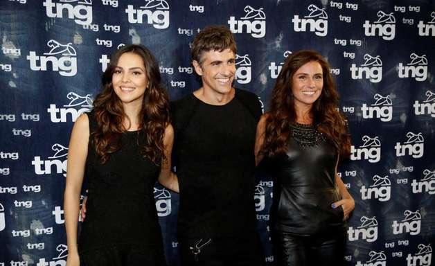 Fashion Rio: Antonelli e Gianecchini chegam para desfile