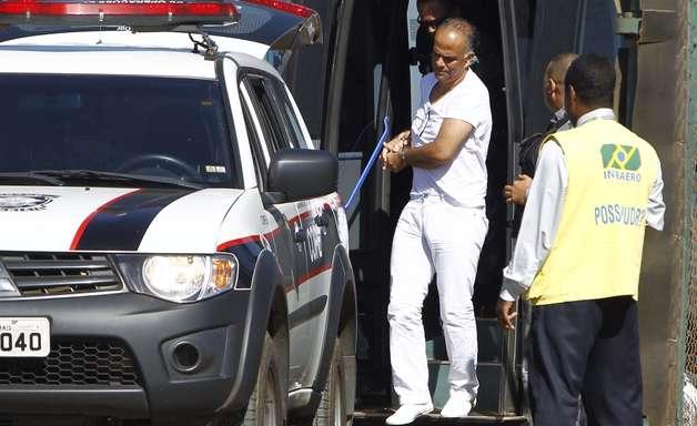 Marcos Valério é transferido do presídio da Papuda para MG