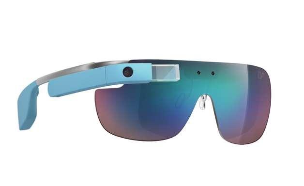 Novas lentes e armações são apresentadas para o Google Glass
