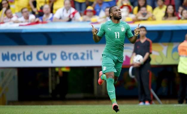 Queridinho, Drogba pouco faz e flerta com 3º fiasco em Copa