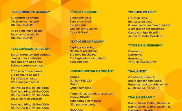 Campanhas tiram, um pouco, torcida brasileira do marasmo