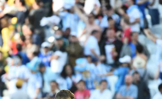 Suíços choram após eliminação traumática para Argentina