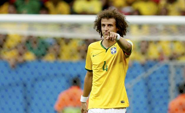 David Luiz deixa a Copa em baixa; veja termômetro pós-vexame