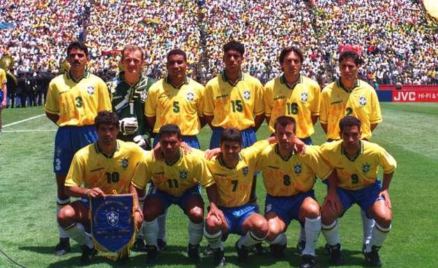 Com Taffarel confirmado, geração 94 mostra força na Seleção