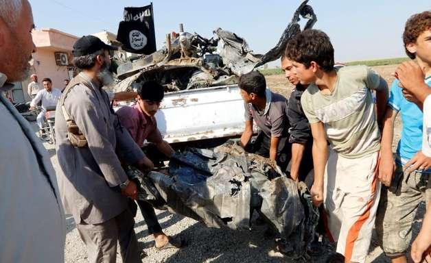 Rebeldes do Estado Islâmico derrubam avião militar na Síria