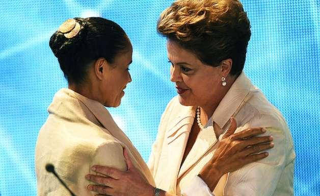 Dilma e Marina lideram entre os novos seguidores no Twitter