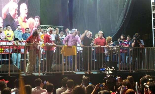 Lula sobre Alckmin: apelido de picolé de chuchu não é à toa