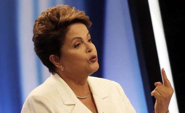 Dilma lidera tweets por minuto no debate na Record