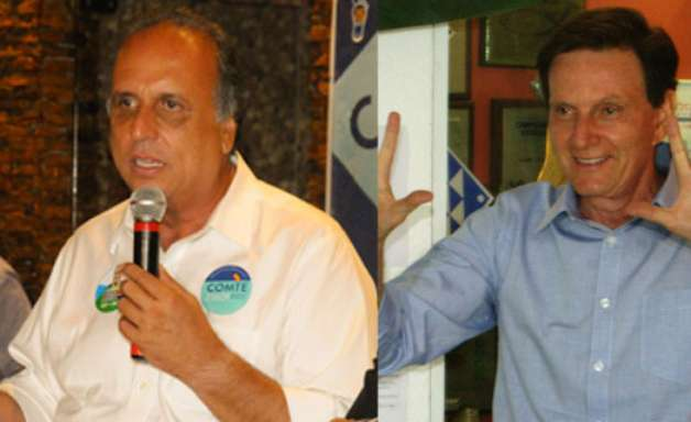 RJ: boca de urna indica vitória de Pezão com 57% dos votos