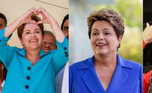 Veja 10 frases de Dilma Rousseff em campanha à presidência
