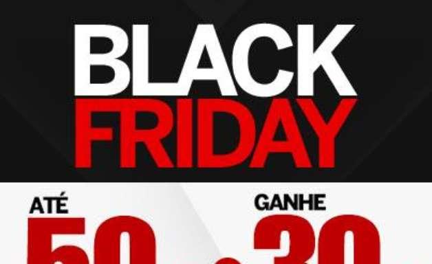 Empresa abre Black Friday antes e devolve 30% em créditos