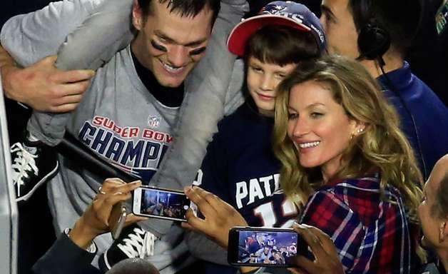 Veja fotos da festa de Gisele Bündchen no Super Bowl