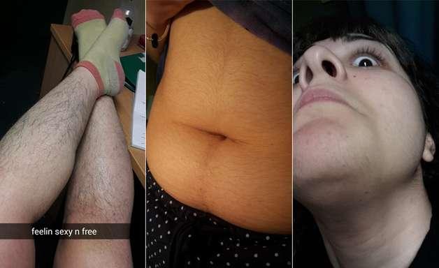 """Há 8 anos sem depilar, jovem diz: """"não tenho vergonha"""""""