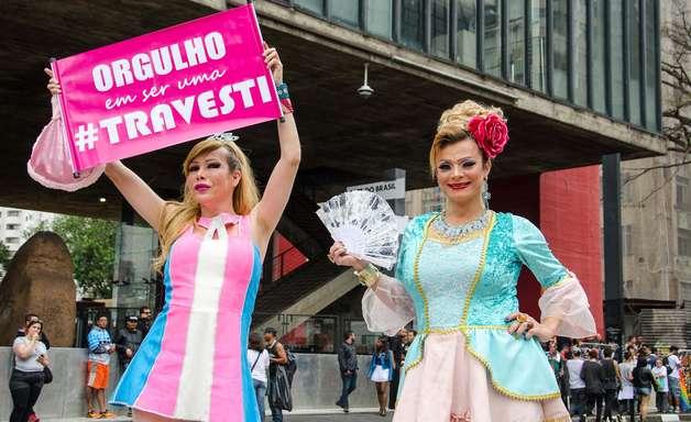 Arco-íris e diversidade; veja fotos da Parada Gay de SP